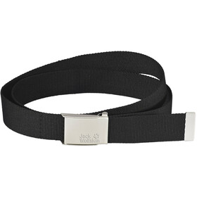 Jack Wolfskin Webbing Wide Belt black